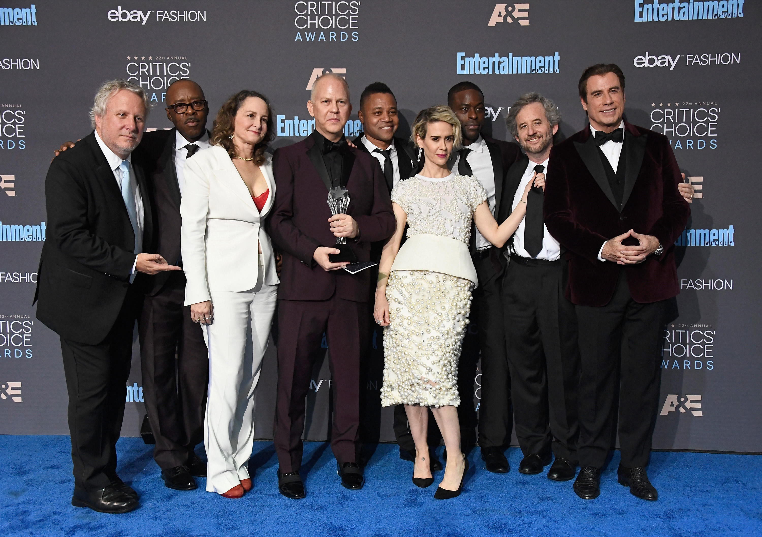 Critics Choice Awards >> 22nd Annual Critics Choice Awards Photo Gallery Critics Choice