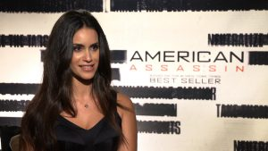 Interview with Shiva Negar for American Assassin